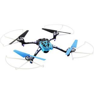 Rocket 250 3D 4 Kanal RTF Quadrocopter blau  Kamera - Bild 1