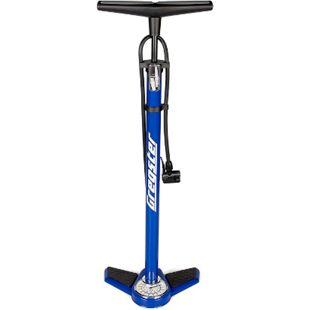 Gregster Standluftpumpe inkl. Adapter Set Luftpumpe Fahrradpumpe Standpumpe - Bild 1