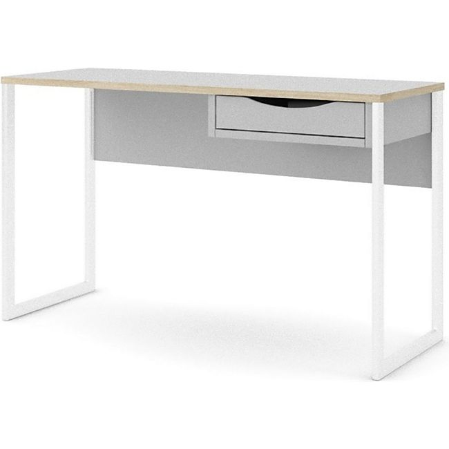 Schreibtisch Fula Bürotisch Computertisch PC Computer Büro Tisch Arbeitstisch - Bild 1