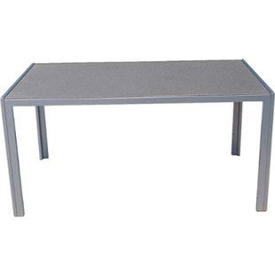 5tlg. Alu Tischgruppe Garten Sitzgruppe Lounge Set Gartenmöbel Sitzgarnitur - Bild 1