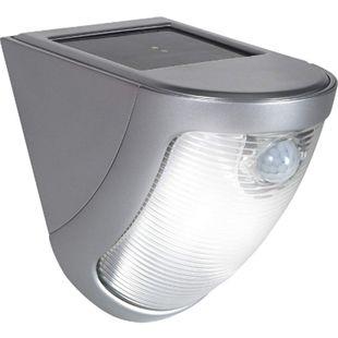 Duracell LED Solar Sensor Bewegungsmelder 90 Lumen Lampe Wandlampe Leuchte Außen - Bild 1