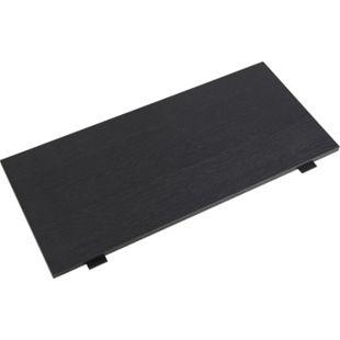 Cawy Esstisch Eiche furniert schwarz Tisch Küchentisch Esszimmertisch Esszimmer - Bild 1