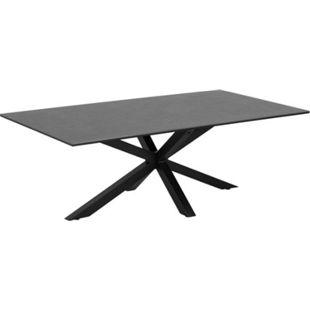 Helium Couchtisch schwarz Wohnzimmer Beistelltisch Sofa Tisch Wohnzimmertisch - Bild 1