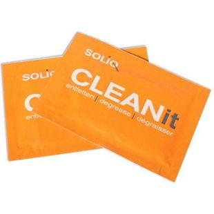 SOLIQ CLEANit 5er Set Reinigungsset Reinigungstücher Reiniger UV LED Reparatur - Bild 1