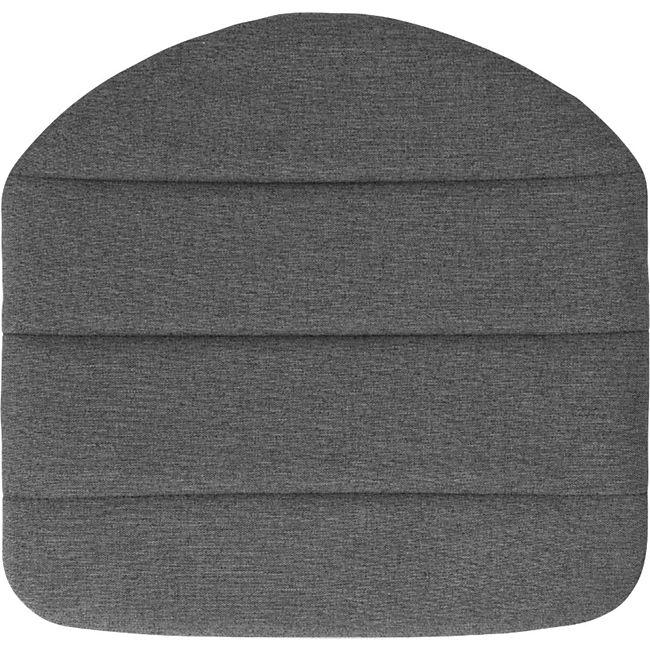 Stone Esszimmerstuhl Sitzkissen Stuhl grau Kissen Auflage Polster Stuhlauflage - Bild 1