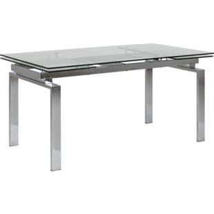 Hummar Esstisch 160/240 + 2 Zusatzplatten klar Tisch Küchentisch Esszimmertisch - Bild 1