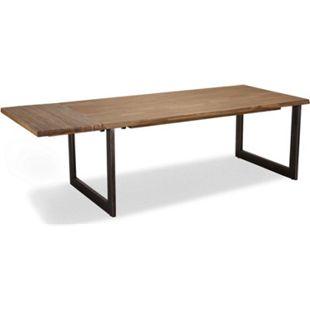 Maro Zusatzplatte 50x90 braun Akazie Tisch Küchentisch Esszimmertisch Esszimmer - Bild 1