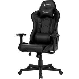 Paracon Brawler Gaming Computerstuhl Bürostuhl Gamer Stuhl Sessel Racing schwarz - Bild 1