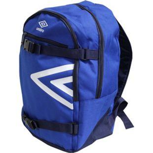 Umbro Rucksack Sport Reise Wandern Arbeit Backpack Schulrucksack Freizeit blau - Bild 1