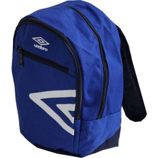 Umbro Rucksack Gr. S Kinder klein Sport Reise Wandern Backpack Freizeit blau - Bild 1