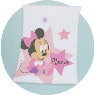 Disney Babydecke Minnie Mouse Flauschdecke Kuscheldecke Krabbel Decke Tagesdecke - Bild 1