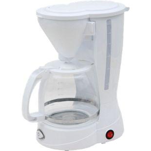 Kaffeemaschine 12 Tassen Filterkaffeemaschine Glas Kanne Kaffee Maschine 800W - Bild 1