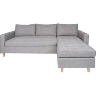 Firenze Chaiselongue Sofa samt grün Couch Garnitur Wohnzimmer Sitzmöbel Möbel - Bild 1