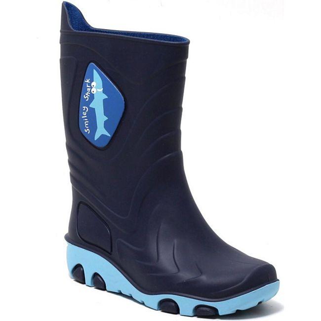 hot sale online 65dff 0effa Kinder Regenstiefel Gummistiefel Stiefel, blau Gr. 27/28
