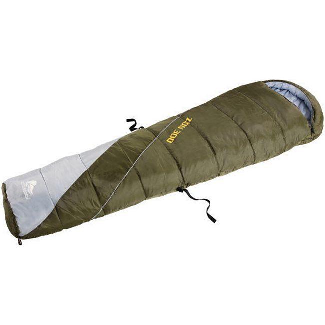 Royalbeach Schlafsack Zion 300 Camping Mumienschlafsack  Outdoor Indoor Zelten - Bild 1
