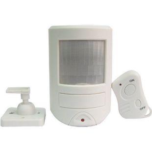 Cordes PIR Funk Alarmanlage CC-400 Bewegungsmelder Einbruchschutz Alarm - Bild 1