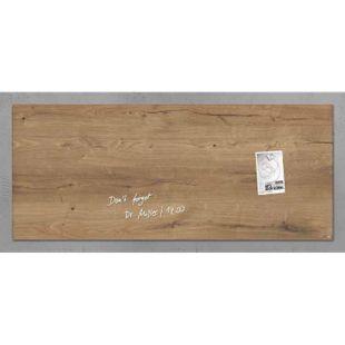 Sigel Glas Magnetboard artverum GL247 Pinnwand 130x55cm Glasboard Magnet Tafel - Bild 1
