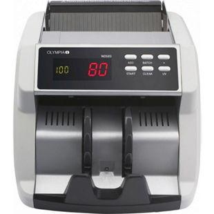 OLYMPIA NC 520 Geldprüf- und Geldzählgerät mit UV Test - Bild 1