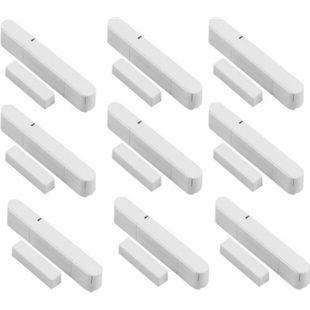9 Stück OLYMPIA Tür-/ Fensterkontakte für Alarmanlagen Protect Serie 6571 60xx 90xx - Bild 1
