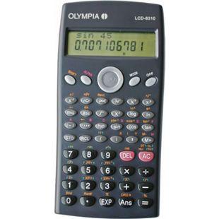 OLYMPIA LCD 8310 Technisch-wissenschaftlicher Schulrechner - Bild 1