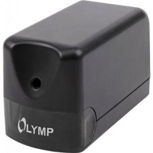 OLYMP AS 100 Elektrischer Bleistiftanspitzer, Schwarz - Bild 1