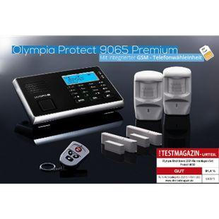 OLYMPIA Protect 90311 Premium Starter-Set Funk- und GSM Alarmanlage mit 2 Bewegungsmeldern - Bild 1