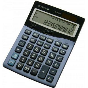 OLYMPIA LCD 4312 Tischrechner - Bild 1