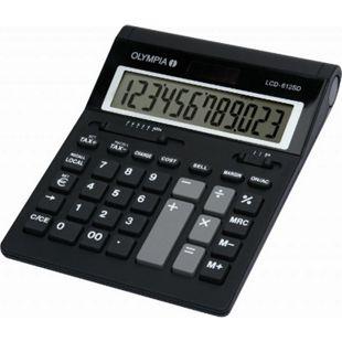 OLYMPIA LCD 612 SD Tischrechner - Bild 1