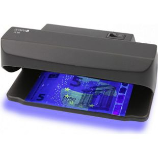 OLYMPIA UV 585 Geldscheinprüfer Geldscheinprüfgerät Geldprüfer cashtester UV Lampe - Bild 1
