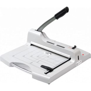 OLYMPIA G 3650 Profi Hebelschneidegerät für Stapelschnitt, DIN A4, bis 50 Blatt - Bild 1
