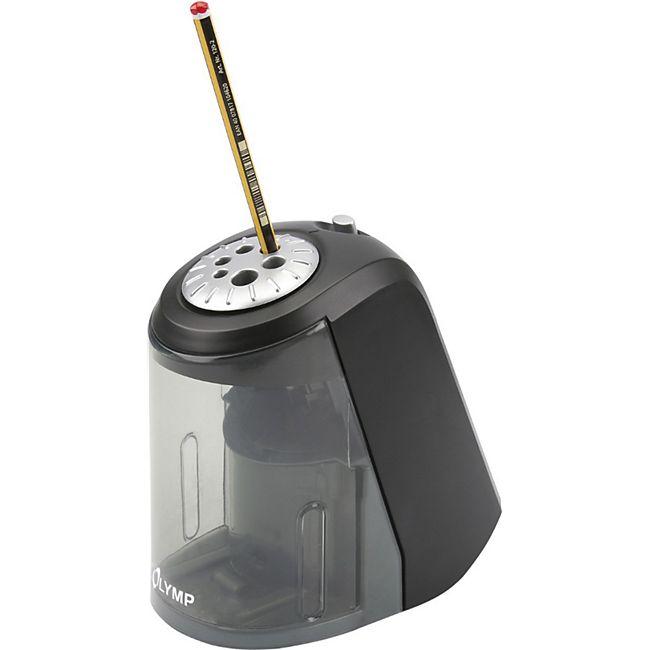 OLYMP AS 607 Elektrischer Bleistiftanspitzer - Bild 1