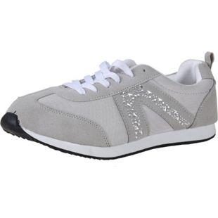 BETTY MAY Damen Fashion Sneaker, Grau/38 /grau - Bild 1