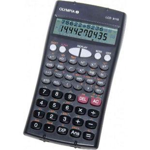 OLYMPIA  Zweizeiliger Wissenschaftlicher Taschenrechner geeignet für Schule und Beruf - Bild 1