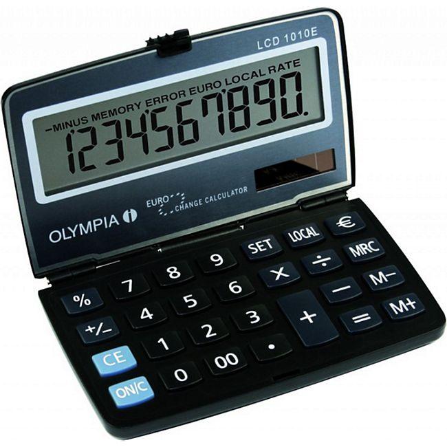 OLYMPIA LCD 1010 E Taschenrechner - Bild 1