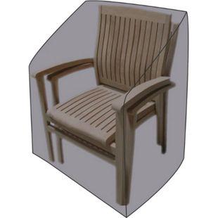 LEX Schutzhülle für Stapel- und Relaxstühle, 65 x 65 x 150/110 cm, Tragetasche - Bild 1