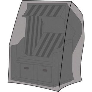 LEX Schutzhülle Deluxe für Strandkörbe XL, 155 x 105 x 170/135 cm, Tragetasche MC2052 - Bild 1