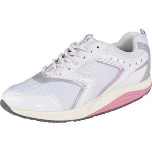 WELLNESS KOMFORT Damen Gesundheits Schuh, Weiß/Multi/38 /weiss/multi - Bild 1
