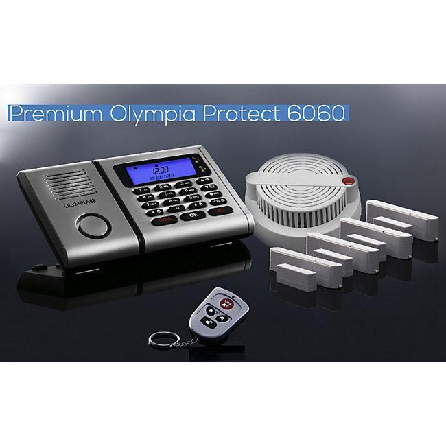 OLYMPIA Protect 6060 Drahtloses Alarmanlagen-Set - Bild 1