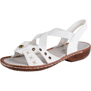 LISANNE COMFORT Damen Sandale, Weiß/38 /weiß - Bild 1
