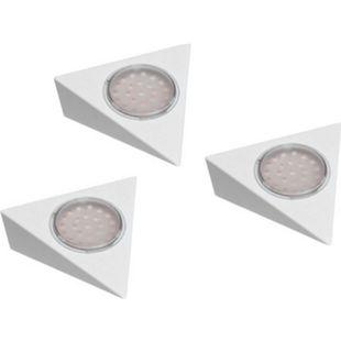 STARLICHT LED  Unterbauleuchte 3 x 2 Watt, Weiß - Bild 1