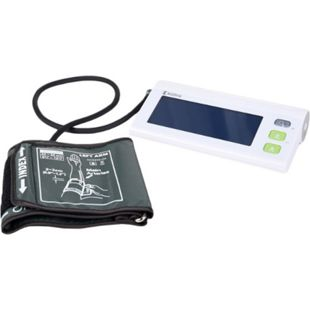 KÖNIG ELECTRONIC Bluetooth Blutdruckmessgerät Oberarm, Weiß - Bild 1
