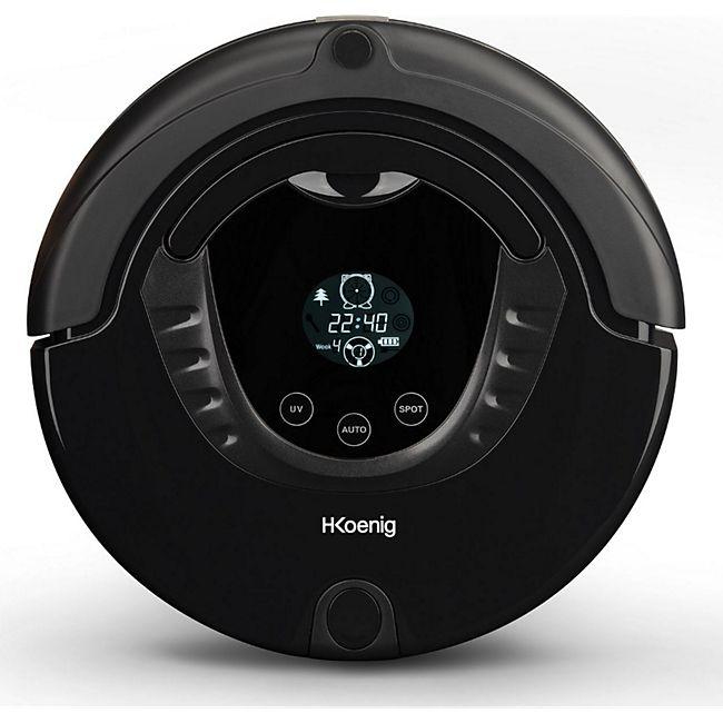 HKoenig SWR28 Intelligenter Roboter Staubsauger - Bild 1