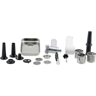 HKoenig AC6 Zubehör für KM60s Küchenmaschine, 18-teilig - Bild 1