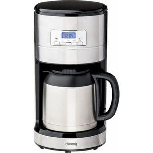 HKoenig STW26 Kaffeemaschine, programmierbar 1000 W - Bild 1