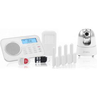 OLYMPIA Protect 9881 GSM Haus Alarmanlage Funk Alarmsystem mit IP-Kamera und App - Bild 1