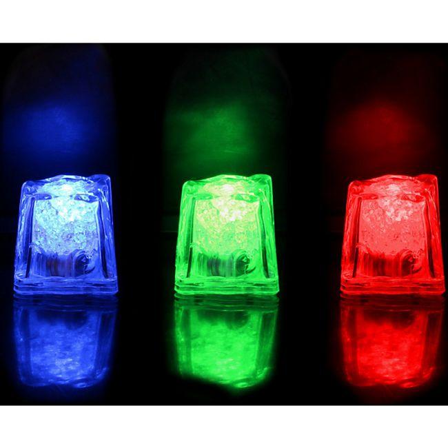 9er Set IOIO LED 93 Eiswürfel - Bild 1