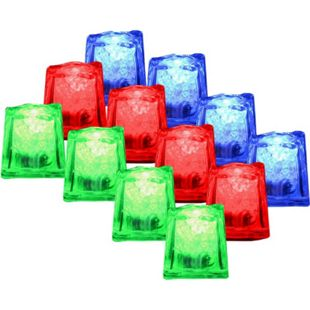 12er Set IOIO LED 93 Eiswürfel - Bild 1