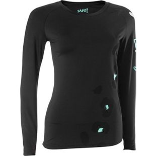 SAM Damen Fitness Shirt/s /schwarz - Bild 1