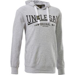 UNCLE SAM Herren Sweatshirt Hoody/l /grey - Bild 1