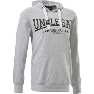 UNCLE SAM Herren Sweatshirt Hoody/xxl /grey - Bild 1